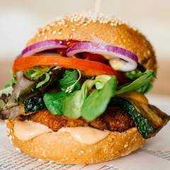 SchillerBurger Airstream - Burger von klassisch bis vegan