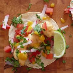 Tacos, Quesadillas, Suppen und Ceviches