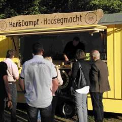 Impressionen Hansdampfküche