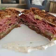 Impressionen Klappstulle - Deluxe Sandwiches