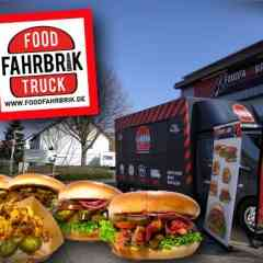 Food Fahrbrik - Truck + Firma