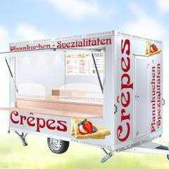 Impressionen Crêpes Company