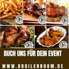 Broiler Room - Book Us