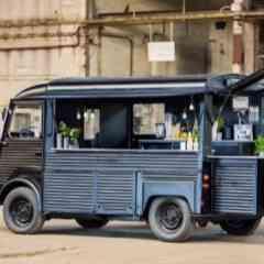 Nelles Catering - Unser Oldtimer Citroën HY
