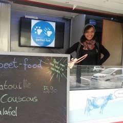 Veganer Foodtruck für Caterings und Veranstaltungen