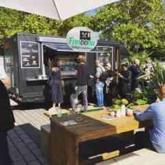Impressionen Gaza Food Truck-Fanoona