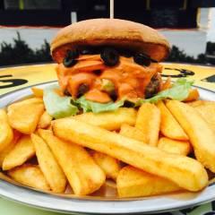 Footruck Sachsen - Metaxa Burger