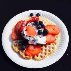 Mel´s fresh food - Süsskram