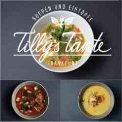 Tilly´s Tante - Logo mit Suppe