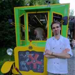 Greeny Foodtruck - Impression 2 Greeny Footruck