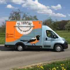 El Turpial - Food Truck