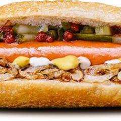 Super-leckere Hotdogs