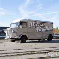 Die dollen Knollen - Puffermanufaktur - Die dollen Knollen – Food Truck