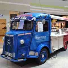Classic Car Catering - Citroen HY