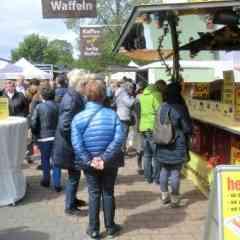 6. Genuss und Gartenfest mit Streetfood - Burg Hayn Streetfood