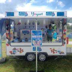 Impressionen Frozen Yogurt & Ice Cream