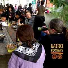 Kairo Koshary - Koshary & Salat