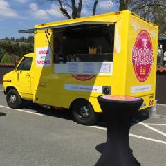 Impression Foodtruck Burger Laster