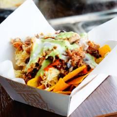 La Jefa Mexican Grill - Nachos