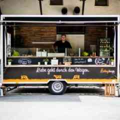 Lieblingsburger Food Truck & Catering - Trailer