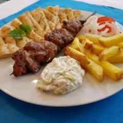 Logo - Ifigenia Catering - Griechische Spezialitäten - Frisch zubereitet