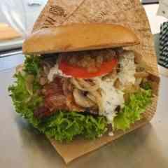 Smokys - BBQ Bacon Burger