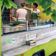 Logo - Lizza - Low carb Pizza aus dem Steinofen die dazu auch noch Glutenfrei und auch Vegan ist
