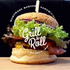 Grill & Roll - Burger, Sandwiches, Fries,