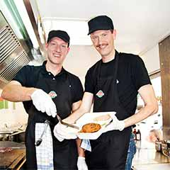 Bunte Burger Gourmet Food Truck - Impression 1