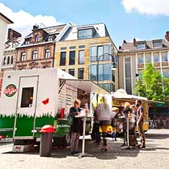 Bunte Burger Gourmet Food Truck - Impression 2