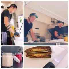 Impressionen Sandwiches - Auf die Hand