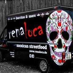 Renaloca - Frische, handgerollte Burritos