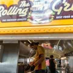 Impression Foodtruck The Rolling Grill