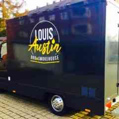 Logo - Louis Austin Smokehouse - Wir bieten Texas style brisket, pulled pork, ribs, and daily specials an.