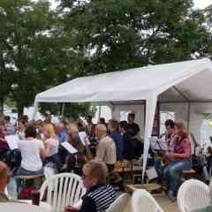 Wein am Rhein - Weinfest am Rheinufer Nierstein Musik