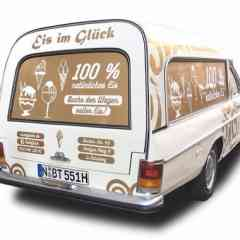 Eis im Glück - Das Eismobil