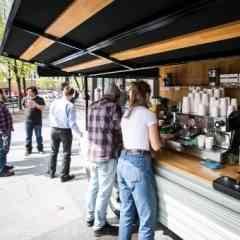 Miró Coffee Truck - Coffee in all variations & Brownies