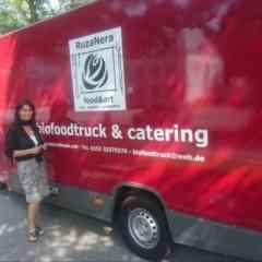Impressionen RuzaNera Food&Art Bio Foodtruck
