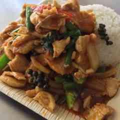 Tuk Tuk - Huhn mit pfeffer