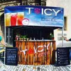 Impression Foodtruck T-ICY Eistee