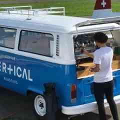 Vertical Coffee Roasters Coffee Truck - Impression 1 Vertical Coffee Roasters Coffee Truck
