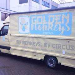 Impressionen Golden Monkeys - Street Food