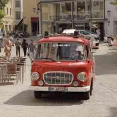 Basilius Kaffeerösterei - Truck