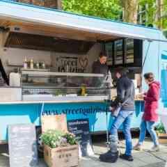 StreetQuizine - Food Truck Catering DE - Burger, Bowls, Fladenbrote, Salate