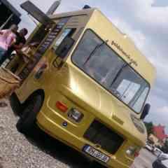 Der Café-Truck.