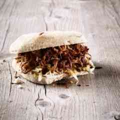 Hobergs Gourmetbus & Catering - Pulled Pork