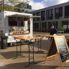 PastaTraum - Am Rainer-Werner-Fassbinder-Platz
