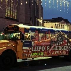 Impressionen Lupo´s Food Truck