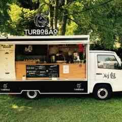 TURBO BAO - A     MB 100 - Foodtruck - TURBO BAO