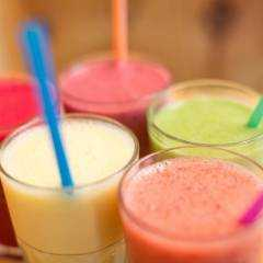 Smoothies, Shakes und Cold Brew Coffee